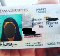 massachusetts fake id