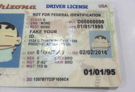 Arizona ID