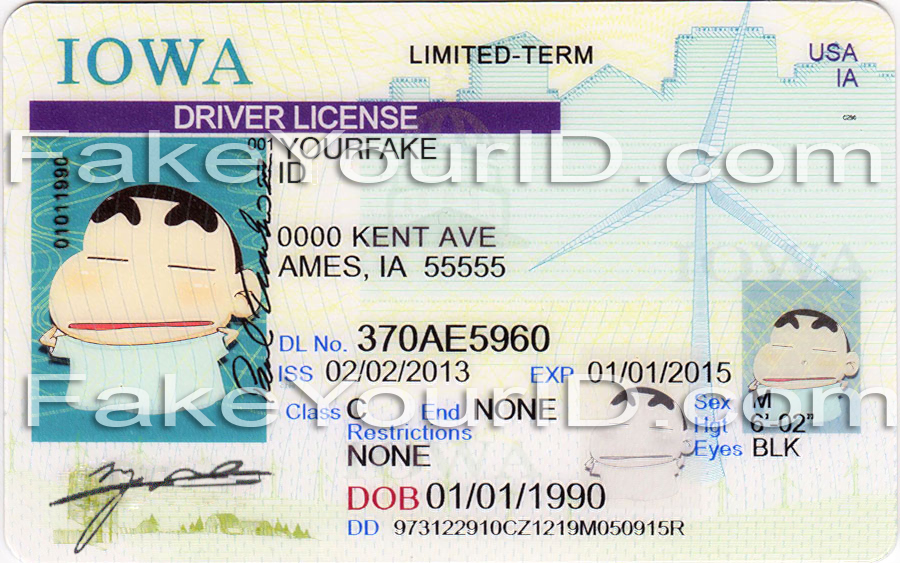 Fake Iowa Scannable Ids Buy Make We - Premium Id