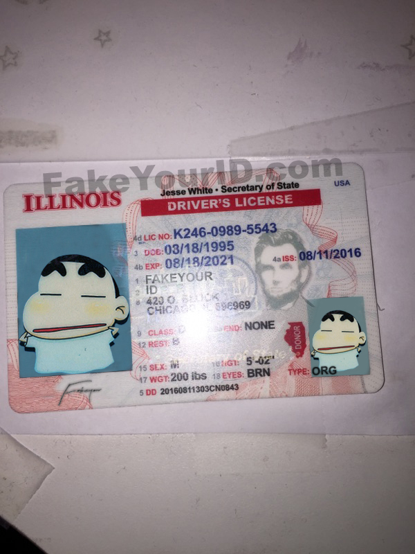- Premium Id Buy Fake Make Ids Scannable Illinois We