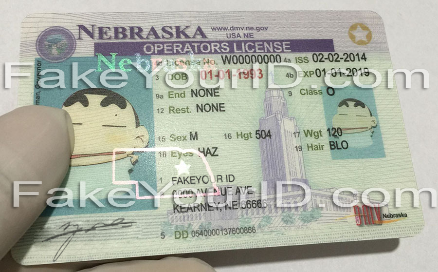 Buy Nebraska Id Scannable Fake We Ids - Make Premium