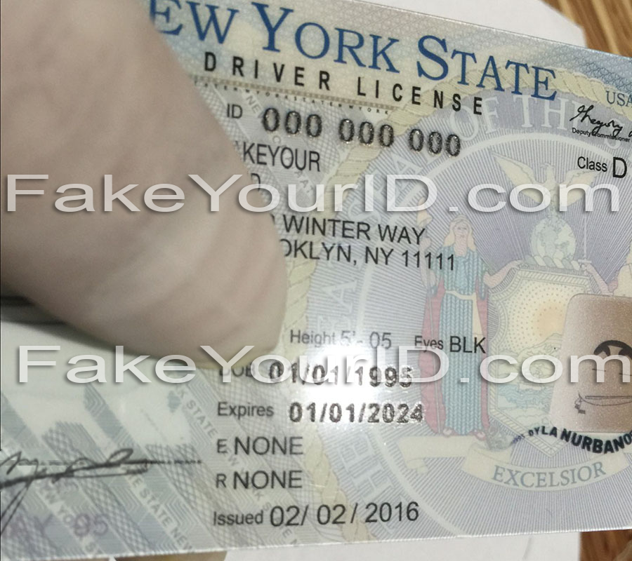 Premium Id Ids We New York Fake - Buy Make Scannable