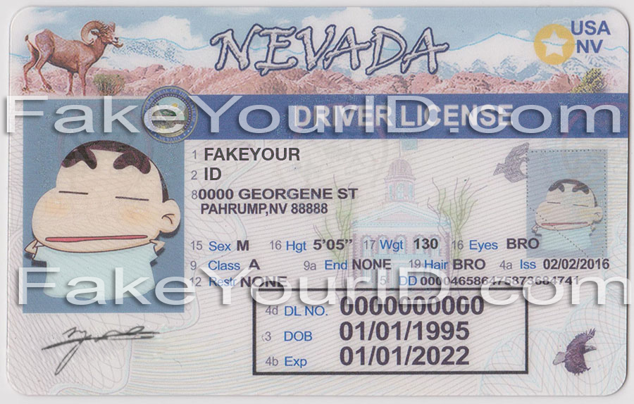 We Premium Ids Make Fake Scannable Buy Nevada - Id