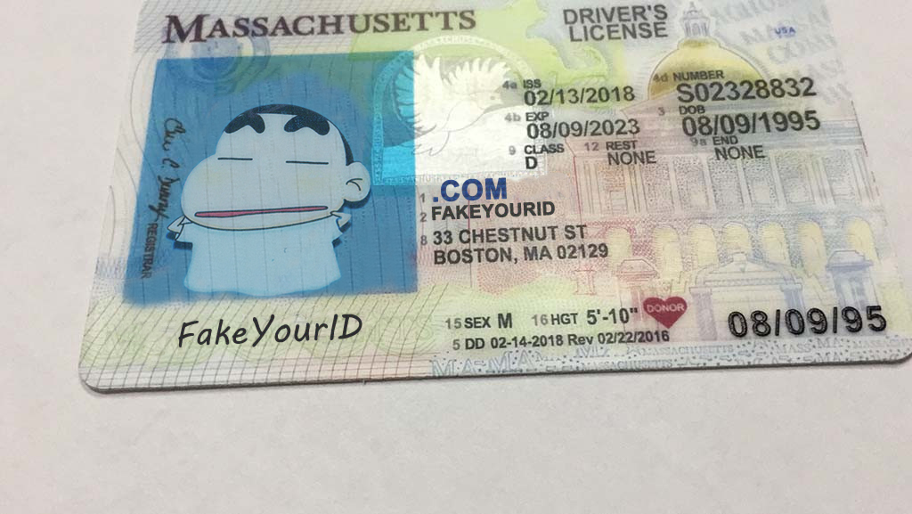 Buy - Make Fake Premium Massachusetts We Scannable Ids Id