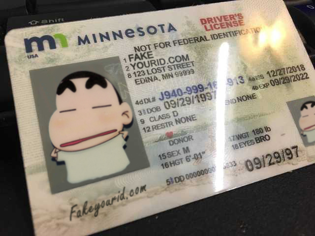 We Id Fake Minnesota Make Premium Scannable Buy Ids -