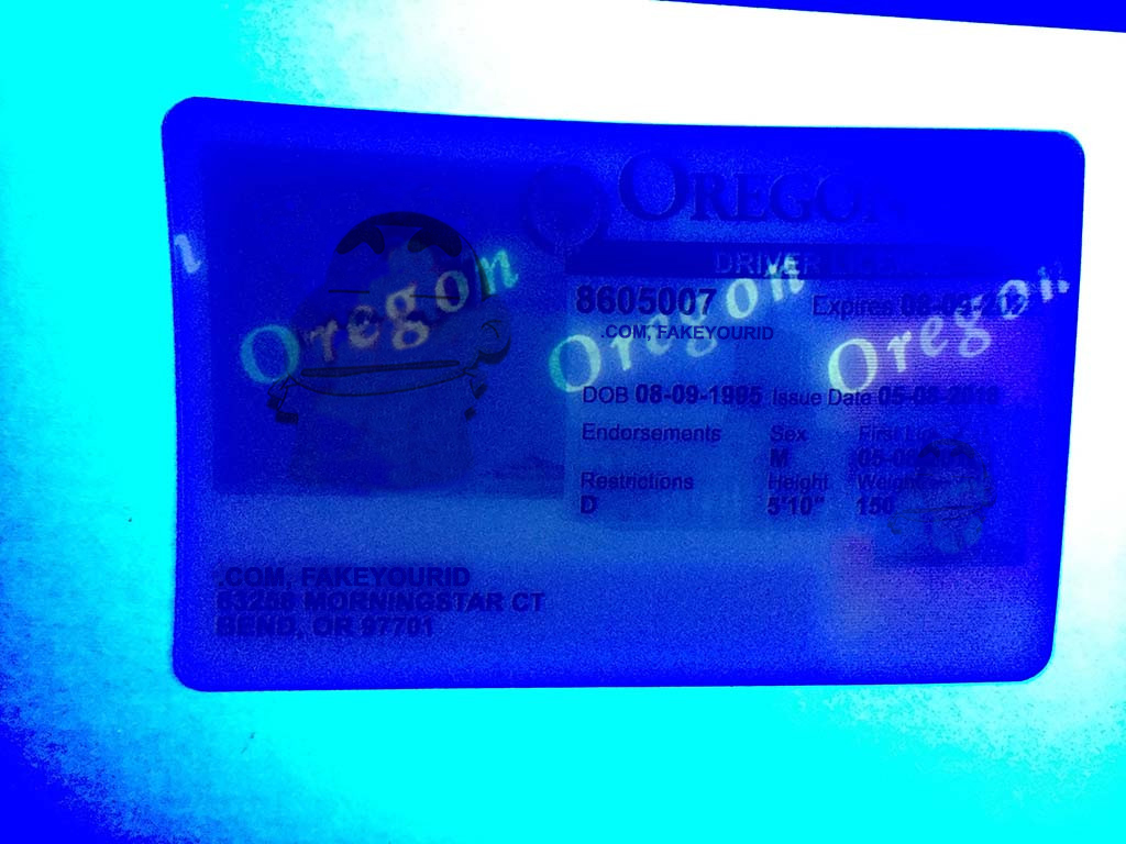 Premium Ids Buy We Fake - Make Oregon Id Scannable