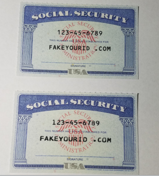 Make Fake Card Social Id Ids Premium Scannable Buy Security We -