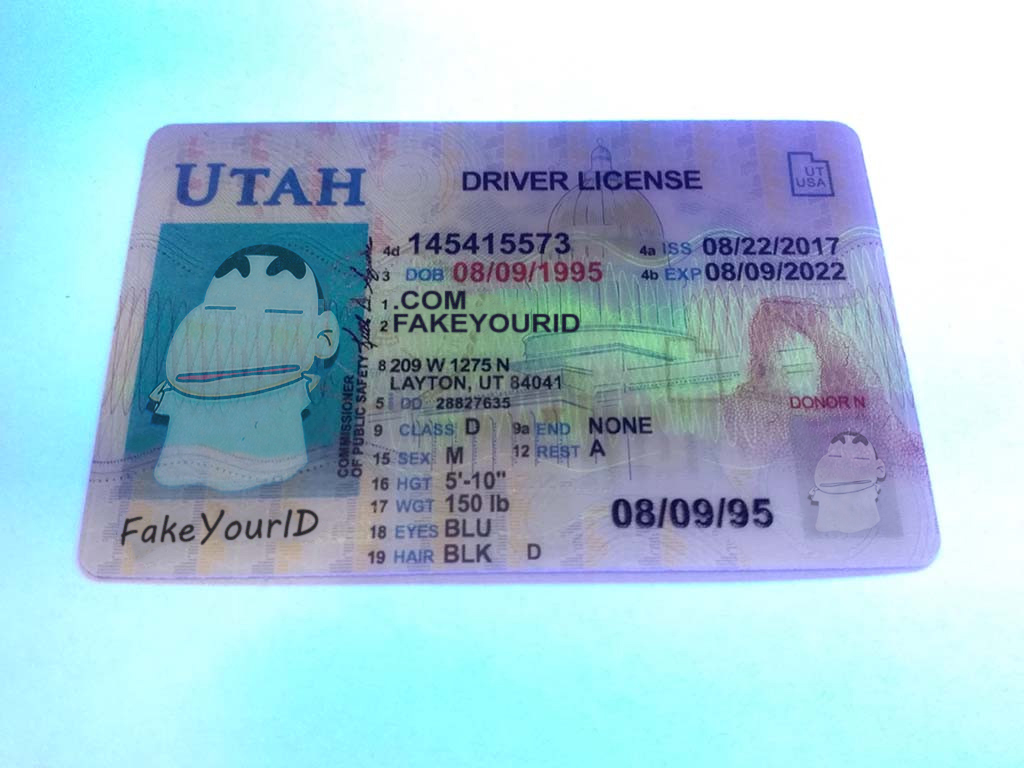 We Id Ids - Fake Buy Scannable Make Premium Utah